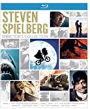 Steven Spielberg Director's Collection (Jaws/E.T. The Extra-Terrestrial/Jurassic Park/The Lost World: Jurassic Park/Duel/The Sugarland Express/1941/Always) [Blu-ray]