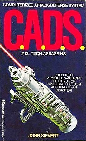 Tech Assassins (Cads, No 12) by Zebra