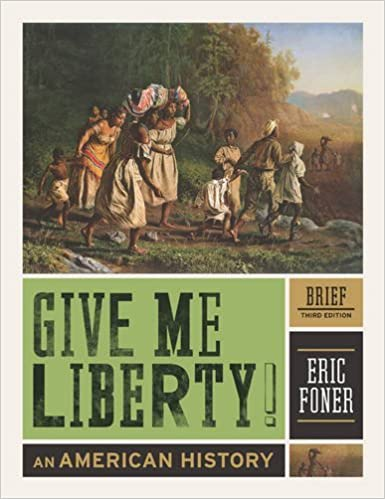 Amazon give me liberty an american history brief third amazon give me liberty an american history brief third edition vol one volume 9780393935516 eric foner books fandeluxe Image collections