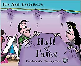 Hall of Fame New Testament (Newsbox)