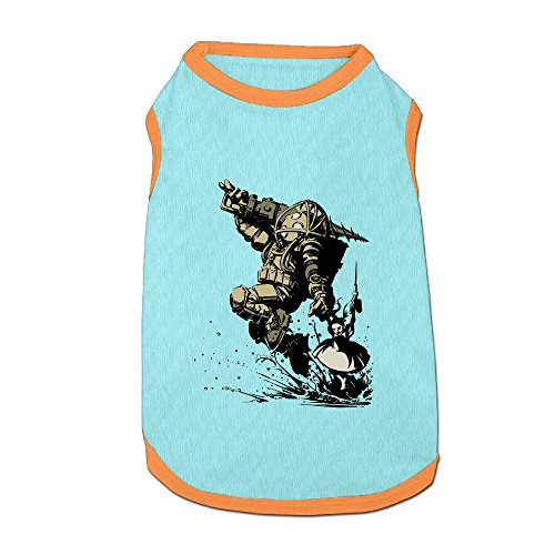 Bioshock 2 Big Daddy Little Sister Pets Shirs