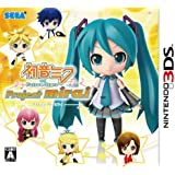 初音ミク and Future Stars Project mirai (通常版) - 3DS