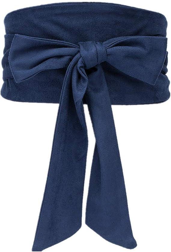 Cinturón de corbata de lazo de moda unisex camisa de vestir ...