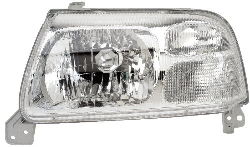 Volvo 240 Replacement Corner Light Assembly - Driver Side