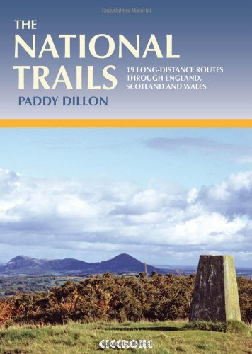The National Trails: The National Trails of England, Scotland and Wales (Best Hiking Trails In Scotland)