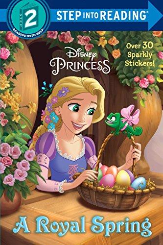 A Royal Spring (Disney Princess) (Step into ()