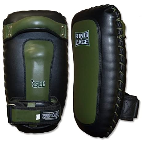 ULTRA LIGHT Ultimate GelTech Thai Pad for Muay Thai, MMA, Kickboxing - Cage Shield