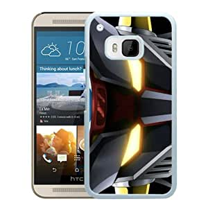 Beautiful Designed Case With Mazinger Z White For HTC ONE M9 Phone Case