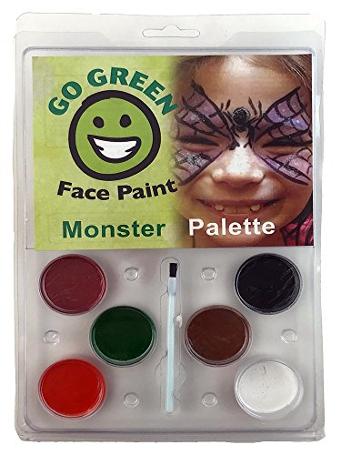 Face Painting Kit for Kids - 6 Color