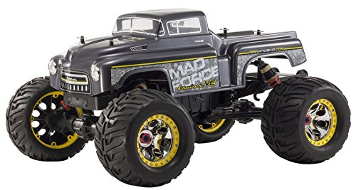Kyosho MAD FORCE KRUISER VE 2.0 Brushless Powered/Assembled Monster - Kyosho Monster Force Mad Truck