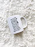 Gilmore Girls Coffee Mug. Where you lead I - Best Reviews Guide