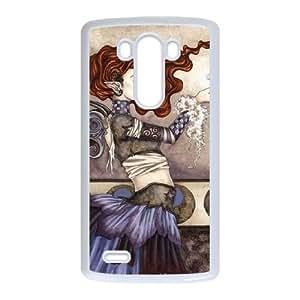 LG G3 Cell Phone Case White Singular Wish SLI_666620