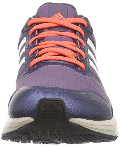 adidas Supernova Glide Boost Climahea - Zapatillas Para Hombre Morado / Blanco / Gris / Naranja