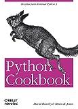 capa de Python Cookbook