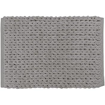Amazon Com Park B Smith Chenille Knit Cotton Bath Rug