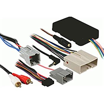 51%2BGAJJGzuL._SL500_AC_SS350_ amazon com metra electronics 70 5520 wiring harness for select metra 70-5520 wiring harness at nearapp.co
