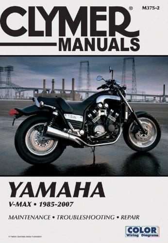Vintage Japanese Motorcycles (Yamaha VMX1200 V-Max 1985-2007 (Clymer Manuals))