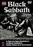 Black Sabbath: Guitar Legendary Licks