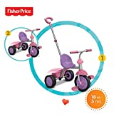 Fisher-Price 3350233 Baby Tricycle, Pink