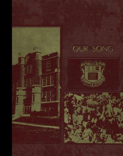 (Reprint) 1975 Yearbook: Haddon Heights High School, Haddon Heights, New Jersey