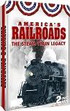 Americas Railroads: Steam Train Legacy Embossed Slim-Tin Packaging