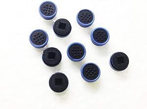 VICHFA 10PCS Keyboard Mouse Pointer Cap Trackpoint for Dell Latitude E7250 E7450 E7440 E7470