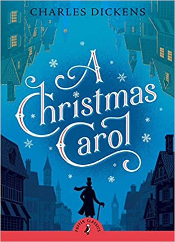 Christmas Carol Book.A Christmas Carol Puffin Classics Amazon Co Uk Charles