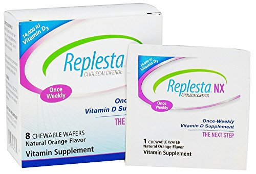 REPLESTA NX CHEWABLE WAFERS 8