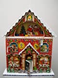 "Home Bazaar 18"" Santa's Attic Advent"