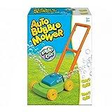 Kids Auto Bubble Lawn Mower Bubbles Machine Blower Garden Party Toddler Toy