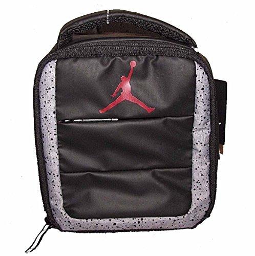 Nike Air Jordan Standing Up Right Lunch Tote Bag (Michael Jordan Lunch Box)