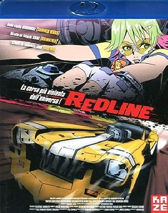 Amazon.com: Redline [Blu-ray] [2011]: Yoji Enokido, Yoshiki ...