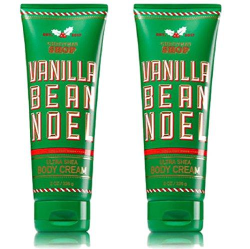 Vanilla Bean Noel Ultra Shea Body Cream 8 oz (2 ()