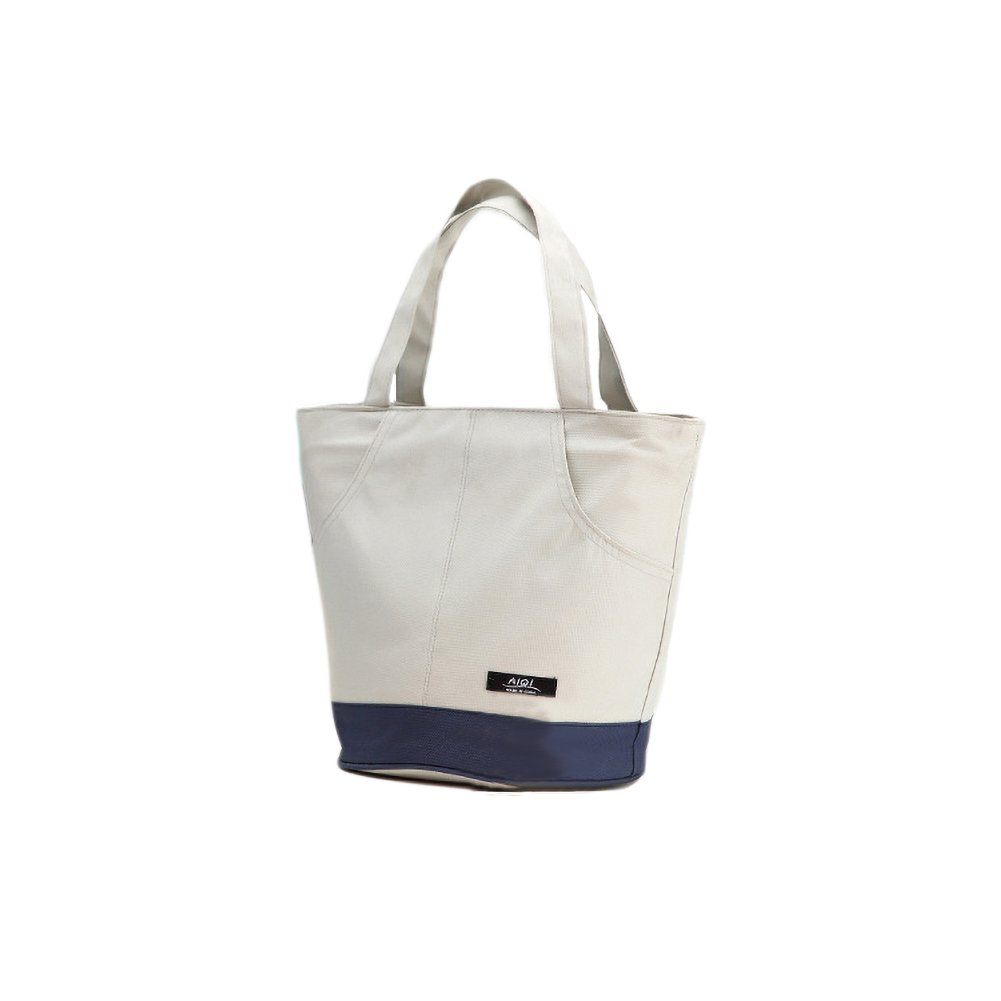 15daae37d69c Amazon.com - Funnuf Insulated Lunch Tote Bag Reusable Travel Picnic ...