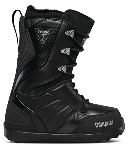 thirtytwo LASHED W'S '17, Black, 9.5 (Mens Thirty Two Lashed)