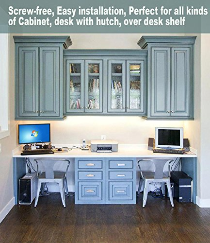 Best Wobane Under Cabinet Lighting Kit Flexible Led Strip Lights Bar Under Counter Lights For