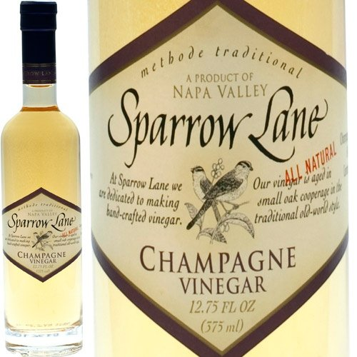 Champagne Vinegar - 1 bottle - 12.75 fl oz