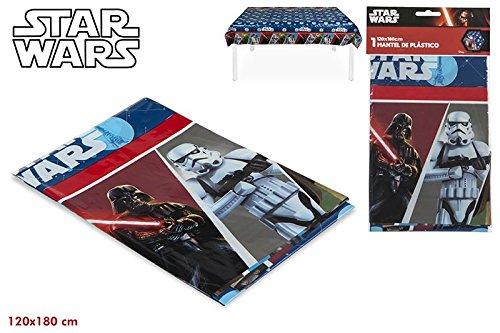 Colorbaby, 71910, mantel de plastico star wars para fiestas ...