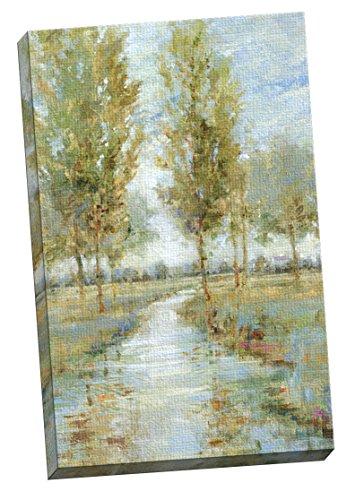 Portfolio Canvas Decor River Home I by Longo Large Canvas Wall Art, 24 x - Longo Art Landscapes