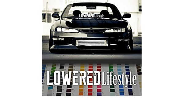 Stay Classy v1 Decal Sticker illest Lowered JDM Stance Low Slammed