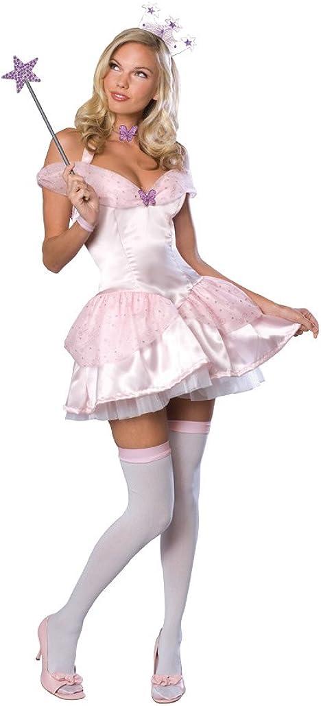 B00004U3LE Wizard Of Oz Glinda Costume 512BGFi3-6hL