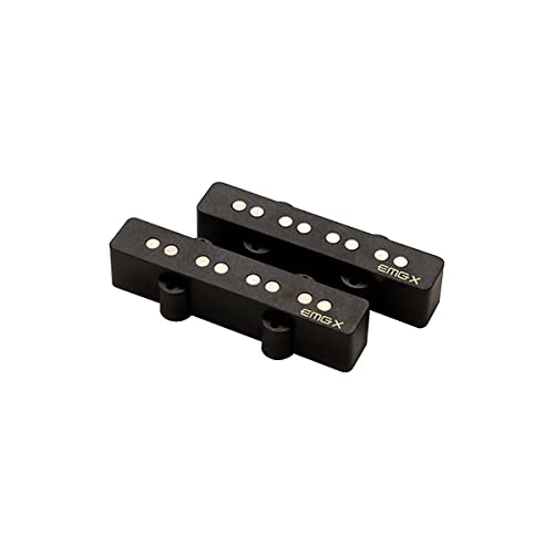 Emg Jvx Jazz Bass Pickup Set