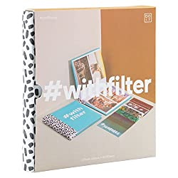 doiy CUSTOM #Withfilter Multicolor Photo Album With Filters