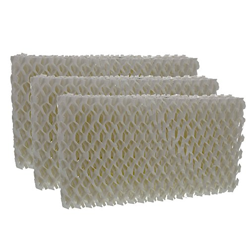 Price comparison product image Tier1 HDC-2R Comparable Emerson HDC-411 & HDC-2R Replacement Humidifier Wick Filter for Models HD-500,  HD-6200,  HD-7002,  HD-7005,  HD-70021,  HD-70050 3 Pack