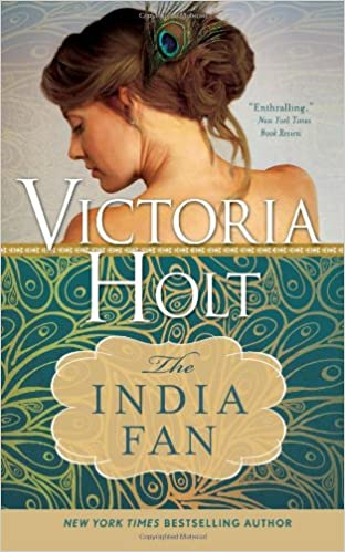 The India Fan: A suspenseful, thrilling Gothic romance (Casablanca Classics)