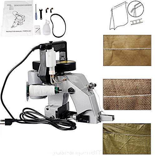 Amazon.com: ECO LLC - Máquina de coser portátil de 110 V con ...