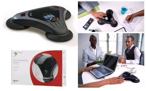 (Parrot Bt Conference Phone Bluetooth Hands Free Teleconference)