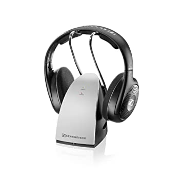 Sennheiser RS 120 II Negro, Plata Supraaural Diadema auricular: Amazon.es: Electrónica