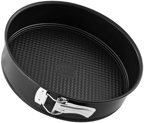 Zenker Non-Stick Carbon Steel Springform Pan, 9-Inch
