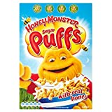Honey Monster Foods Sugar Puffs (320g)